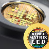 Dense Matrix LED technology for superior illumination