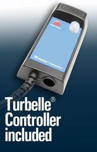 Silence electronic  – electronically controllable by the Turbelle® Controller