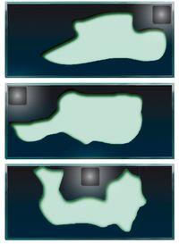 Exemples d'implantations en aquariums