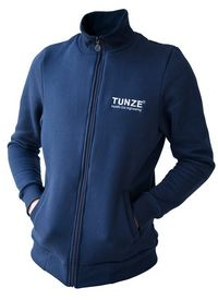 TUNZE® Sweatshirt Jacket, XXL, men