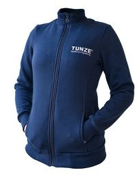 TUNZE® Sweatshirt Jacket, S, women