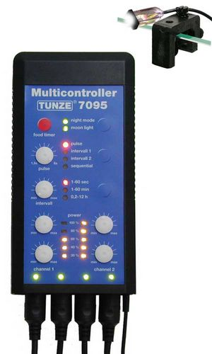 Fish & Aquariums Cheap Price Tunze Multicontroller 7097 Control Unit For Controllable Turbelle And Tunze Led Pumps (water)